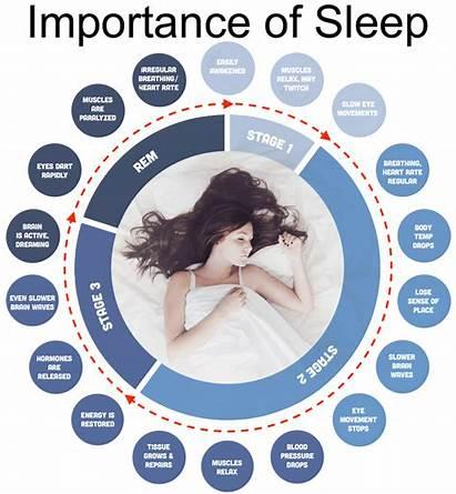 Sleep Importance Clinic Health Important Physical Improve