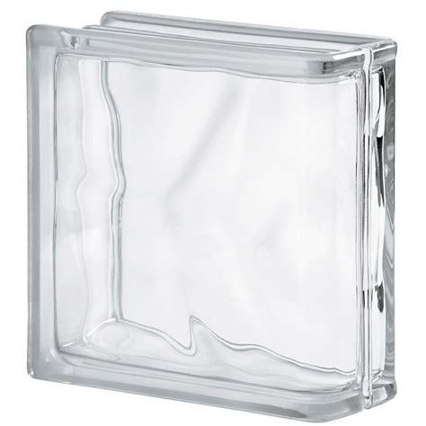 cours de cuisine muret brique de verre transparent ondulé brillant leroy merlin