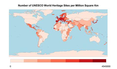 unesco si鑒e unesco heritage map besttabletfor me
