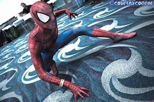 Guy Builds Incredibly Detailed Spider-Man Suit – J1 ...