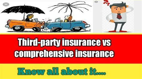 |what Is Third Party Insurance |comprehensive Motor