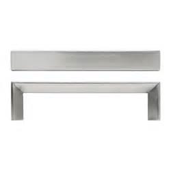 ikea kitchen cabinet handles tyda handle 5 7 16 quot ikea