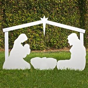 Pattern For Outdoor Nativity Scene Search Results