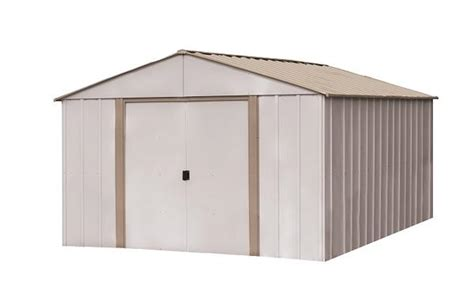 10x14 Arrow Shed Assembly by Arrow Oakbrook Shed 10x14