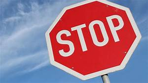 Stop Signs And Sight Distance At The Intersection