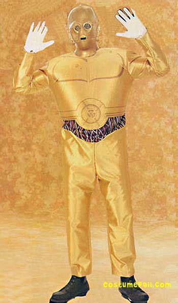 cp  jazz singer costume fail