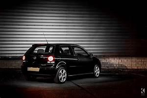 Vw Polo Gti 9n In Black