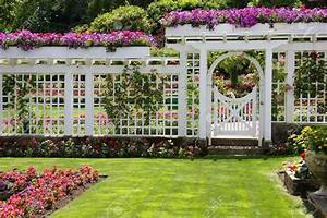 Beautiful garden fence wwwpixsharkcom images for Beautiful garden fence