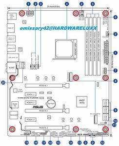Asus X470 Motherboard Manual Shared On Forum