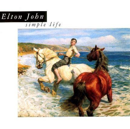 The One Elton Testo - elton simple 1992