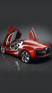 雷诺DeZir概念车,锁屏图片,高清手机壁纸,汽车-回车桌面