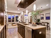 kitchen with island Kitchen Island Breakfast Bar: Pictures & Ideas From HGTV ...