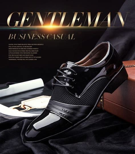Hot Big Size Man Dress Shoe Flat Shoes