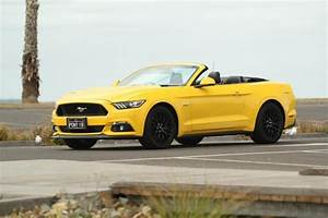 2016 Ford Mustang GT Convertible REVIEW, Price, Features | Plenty Of Passion, But Execution ...