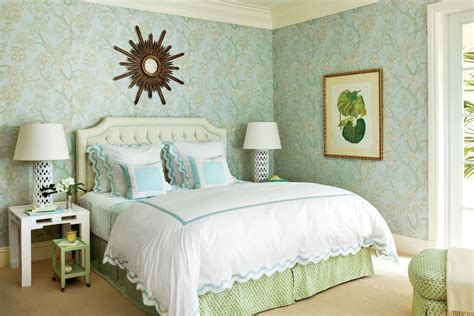 Blue And Green Bedrooms by Make It Cozy Beautiful Blue Bedrooms Southern Living