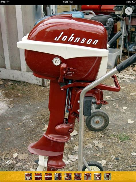 3 Hp Johnson Boat Motor by 1957 Johnson Seahorse 3 Hp Outboard Motor Boats By Autos