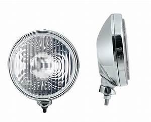 Phare Auto : phare longue port e rond clair maxtel 48 22 style tuning ~ Gottalentnigeria.com Avis de Voitures