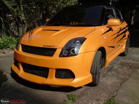 Best Modification Cars by Pics Tastefully Modified Cars In India Page 5 Team Bhp