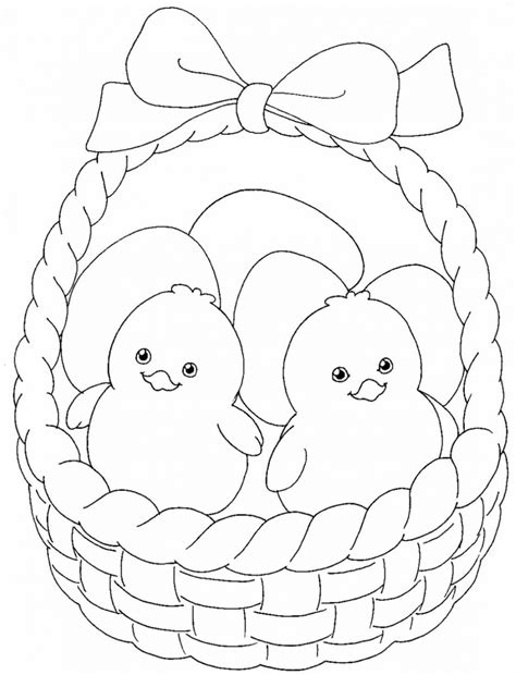 chick coloring page  coloring pages  kids