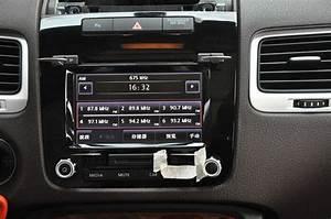 How To Upgrade 2011 2012 2013 2014 Vw Touareg Radio