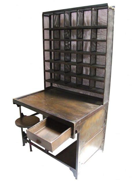 mobilier bureau industriel mobilier industriel tolix éo jielde etc à découvrir