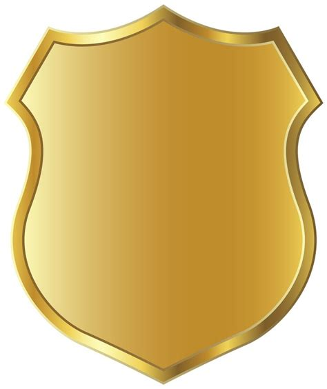 Badge Clip Golden Badge Template Clipart Png Picture Borders Frames
