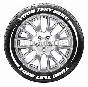 tire flares custom tire graphics tire stickers com With custom tire lettering