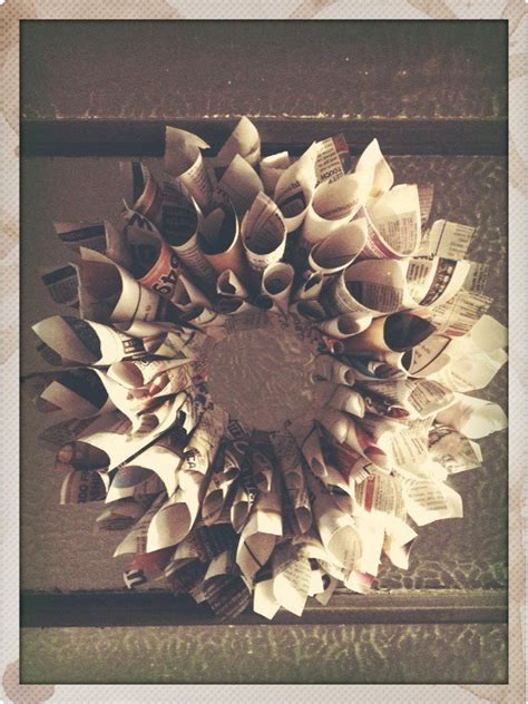 christmas decor recycled paper 32 eco friendly decorations that look stunning