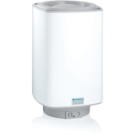Boiler 80 Liter Itho Daalderop Mono Plus 80 Liter Elektrische Boiler 2500 W Opwarmtijd 3 00 07 14 28 049