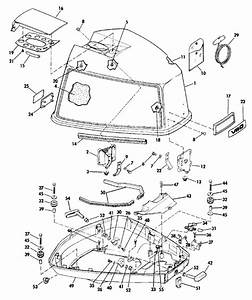 Johnson Engine Cover