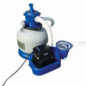 Filtre A Sable Piscine : intex filtre sable 6 m3 h pour piscine hors sol filtre ~ Dailycaller-alerts.com Idées de Décoration