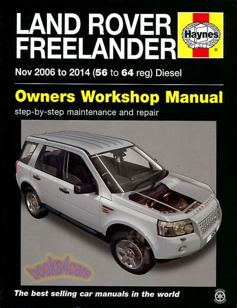 book repair manual 2008 land rover discovery on board diagnostic system lr2 shop manual service repair land rover book lr 2 freelander haynes 2006 2014 ebay
