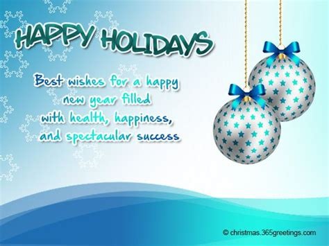 free new ywar greetings best wordings happy holidays messages and wishes quotes and sayings happy holidays