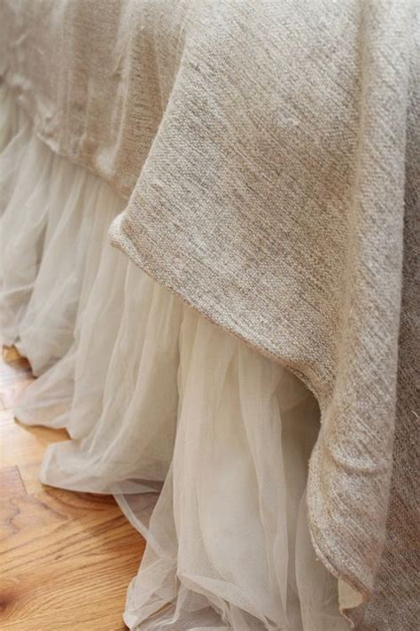 shabby chic bedding ivory whisper ivory bed skirt pinterest beautiful shabby chic and skirts