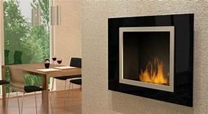 Poele A L Ethanol : chemin e thanol design murale chauffage ethanol ~ Premium-room.com Idées de Décoration