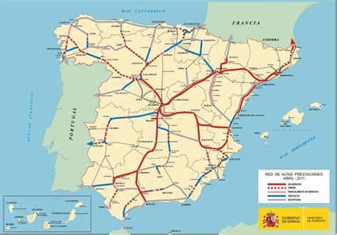 Carte Autoroute Espagne Portugal by Carte Autoroute Espagne