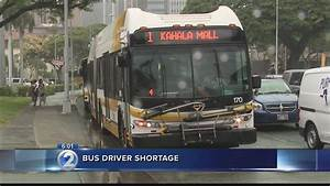 Staffing shortage leads to six-day work weeks for some bus ...