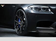 Update Vorsteiner BMW M5 F10 Photo Shoot