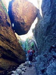 Cave Pinnacles National Park California