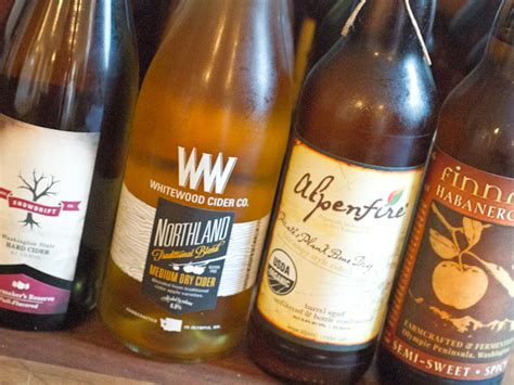 cider washington ciders pairing cheese everything week tried