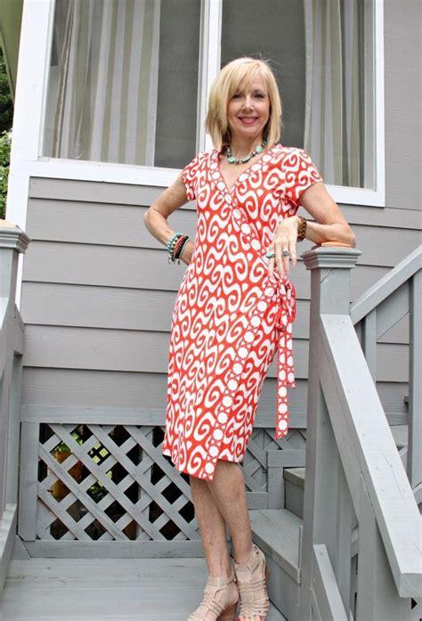 50 Cool Summer Dresses for Women Over 50  Plus Size Women
