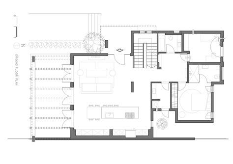 architecture home plans gallery of a modern quot kibbutz quot house henkin shavit