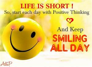 Life Is Short, ... Funny Emoticon Quotes