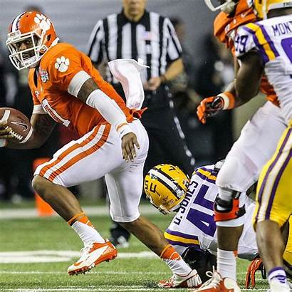 Quarterback Boyd College Tajh Case Clemson Football