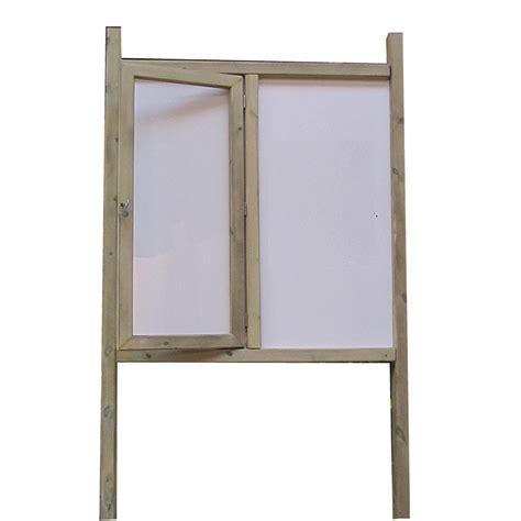 vitrines d affichage sur pieds pur l ext 233 rieur doublet