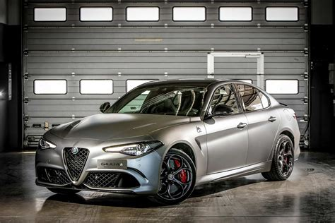 Alfa Romeo Nring Special Edition Begs To Be Driven Hard At