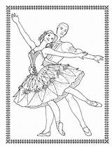 Coloring Dance Dancers Exotic Costumes Adult Colouring Dancing Rated Fairy Ballet Ballerina Printable Template Sheets Nutcracker Issuu Artículo Dibujo Para sketch template