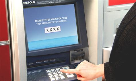 Whether you've forgotten your pin, want to change it or if you think it's compromised, we're here to help. Why Are Atm Card PINs Usually Just 4-Digit Long? » Science ABC