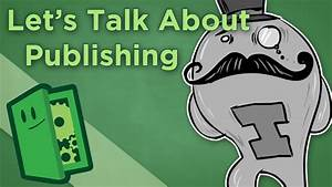 Let's Talk About Publishing - EC Indie Fund - Extra ...