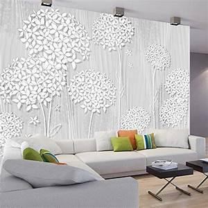 Tapete Blumen Modern : murando fototapete blumen 350x245 cm vlies tapete moderne wanddeko design tapete ~ Eleganceandgraceweddings.com Haus und Dekorationen